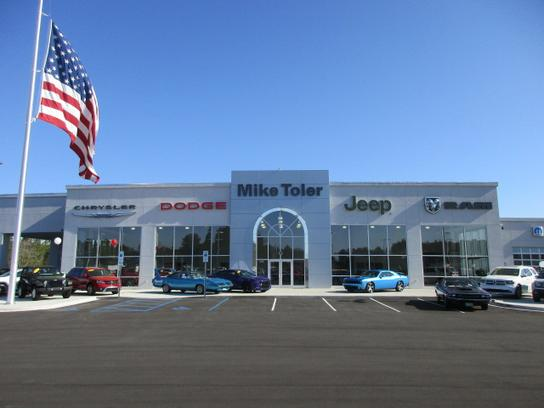 Mike Toler Chrysler Dodge Jeep RAM FIAT