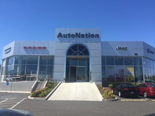 AutoNation Chrysler Dodge Jeep Ram Roseville 2