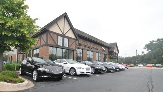 imperial motors jaguar of lake bluff car dealership in
