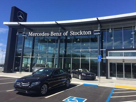 Mercedes stockton