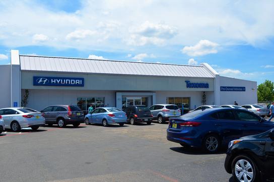 Car Dealerships In Sherman Tx >> Texoma Hyundai car dealership in SHERMAN, TX 75090-2402 ...