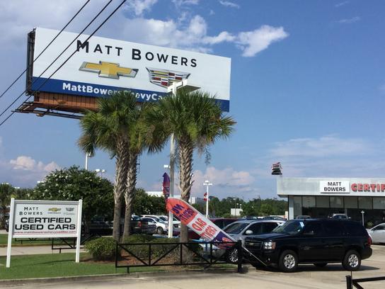 matt bowers chevrolet cadillac slidell la 70461 car dealership and auto financing autotrader. Black Bedroom Furniture Sets. Home Design Ideas