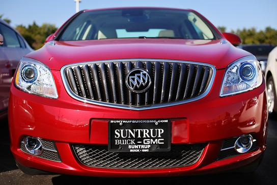 Suntrup Buick GMC : Saint Peters, MO 63376 Car Dealership ...