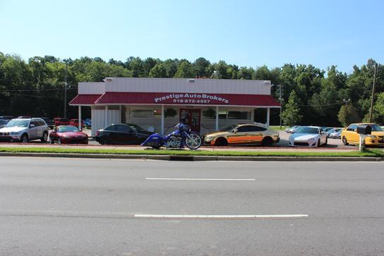 prestige auto brokers raleigh nc 27616 6208 car