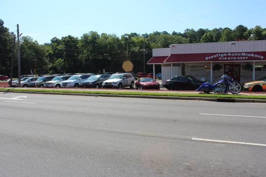 Prestige Auto Brokers : Raleigh, NC 27616-6208 Car ...