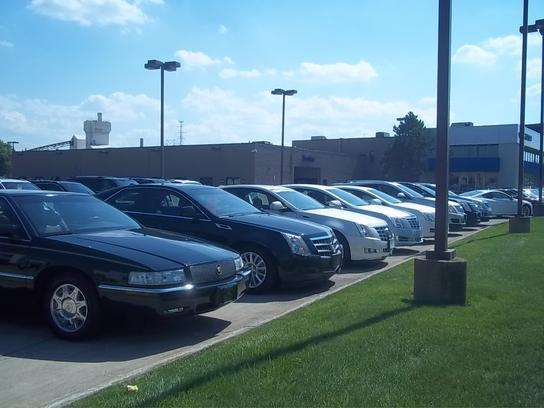classic cadillac mentor oh 44094 car dealership and auto financing. Cars Review. Best American Auto & Cars Review