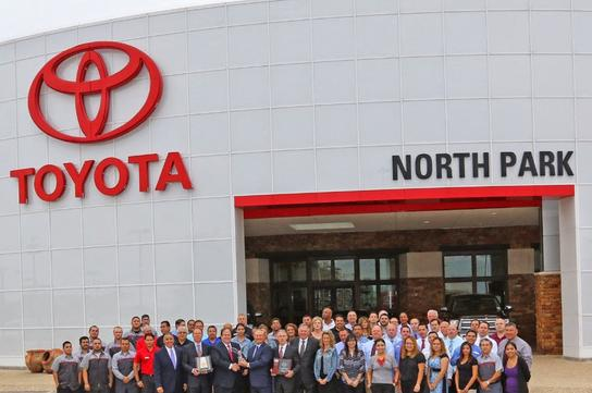 North Park Toyota Of San Antonio San Antonio Tx 78211