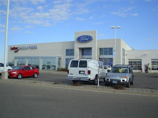 Luther Family Ford  Fargo ND 58104-5181 Car Dealership and Auto Financing - Autotrader : luther ford fargo used cars - markmcfarlin.com