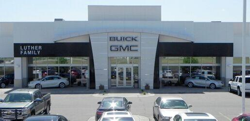 Luther Family Buick GMC Fargo ND Car Dealership And - Dealer buick