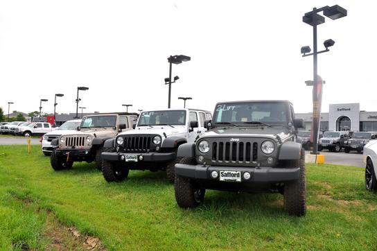 Safford Chrysler Jeep Dodge of Fredericksburg 3