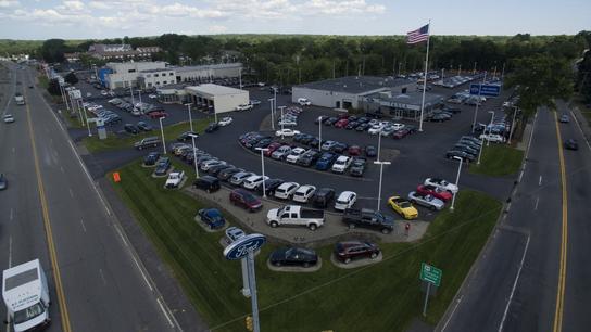 Tasca Ford Mazda Seekonk Ma 02771 Car Dealership And