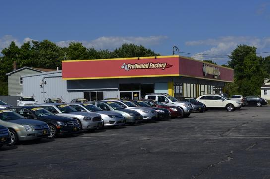 Preowned Factory Auto Sales 3