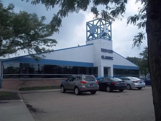 Classic Hyundai Mazda Mentor Oh 44060 Car Dealership