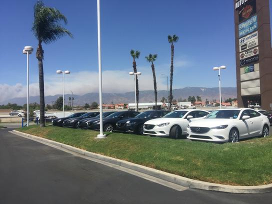 Spreen Mazda Loma Linda CA Car Dealership And Auto - Mazda of redlands
