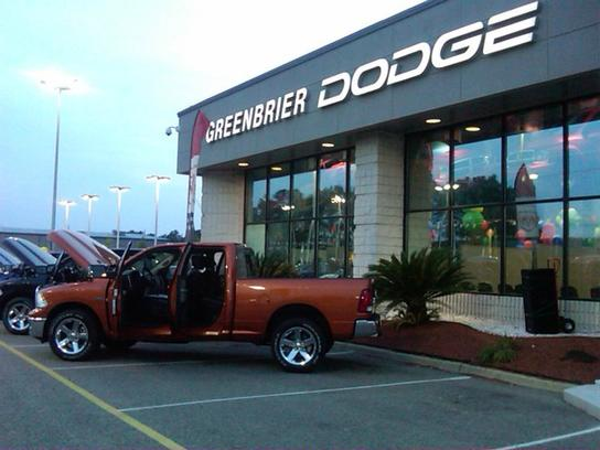 Greenbrier Dodge
