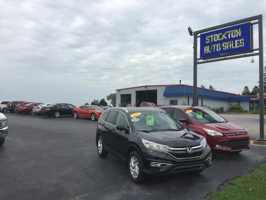 Stockton Auto Sales 1