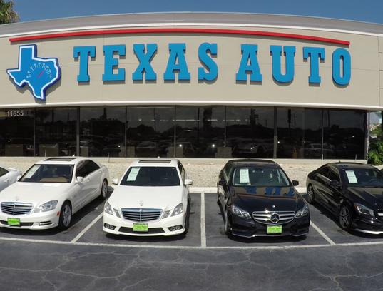 Welcome to Texas Direct Auto   We're Ready to WOW You!