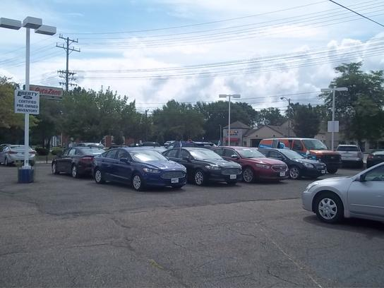 Liberty Ford Parma Heights Used Cars