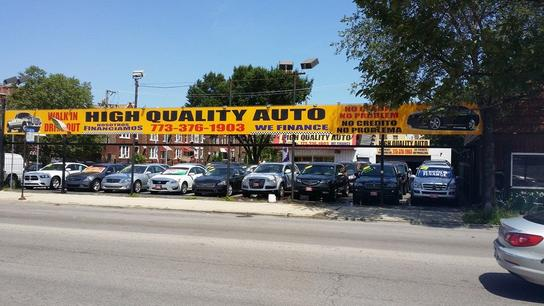 High Quality Auto Sales