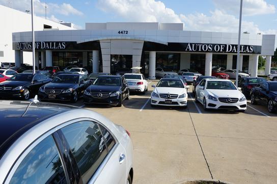 Autos of Dallas car dealership in PLANO, TX 75093 - Kelley ...