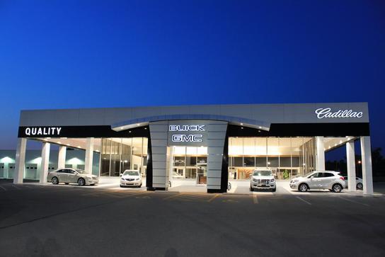Quality Buick GMC Cadillac car dealership in Alton, IL ...