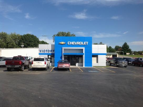 Victory Chevrolet : SAVANNAH, MO 64485-2044 Car Dealership ...