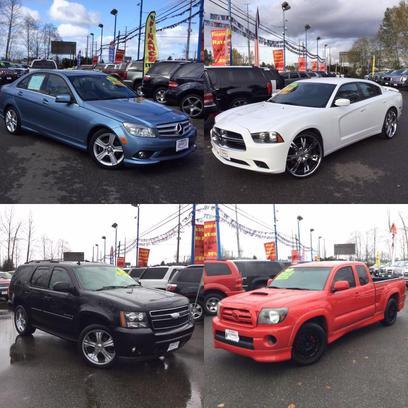 Zag motors everett car dealership in everett wa 98204 for Clyde revord motors everett wa 98203