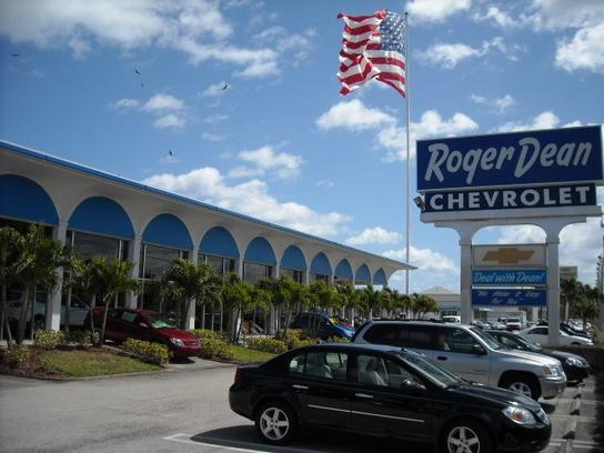roger dean chevrolet west palm beach fl 33409 4112 car dealership and auto financing. Black Bedroom Furniture Sets. Home Design Ideas