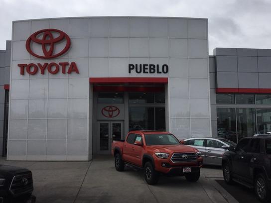 pueblo toyota pueblo co 81008 car dealership and auto financing autotrader. Black Bedroom Furniture Sets. Home Design Ideas