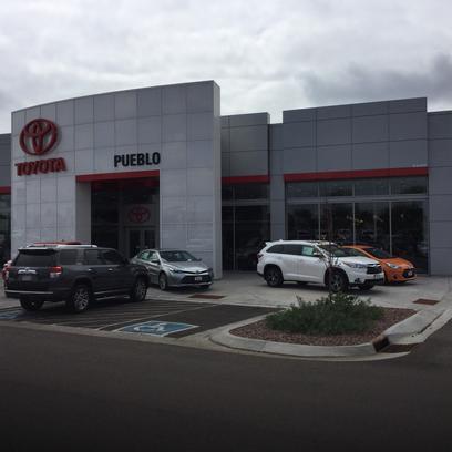 Used Cars Pueblo Co >> Pueblo Toyota : Pueblo, CO 81008 Car Dealership, and Auto ...