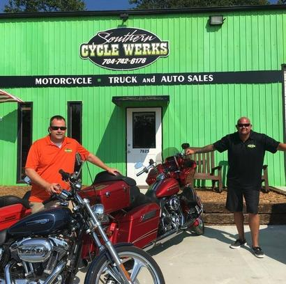 Southern Cycle Werks 1