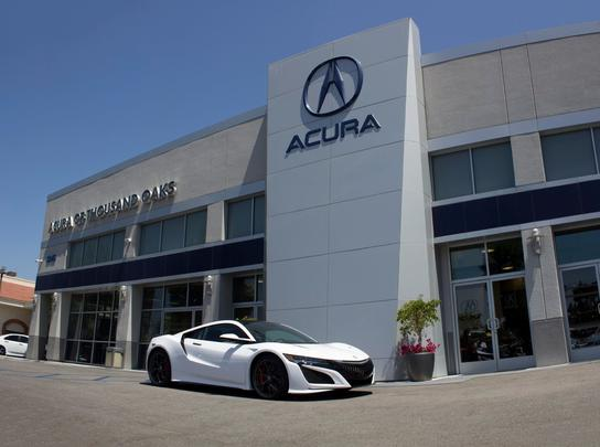 Acura of Thousand Oaks 1