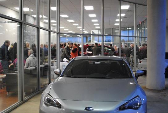 Vic Bailey Mazda Subaru Spartanburg SC Car
