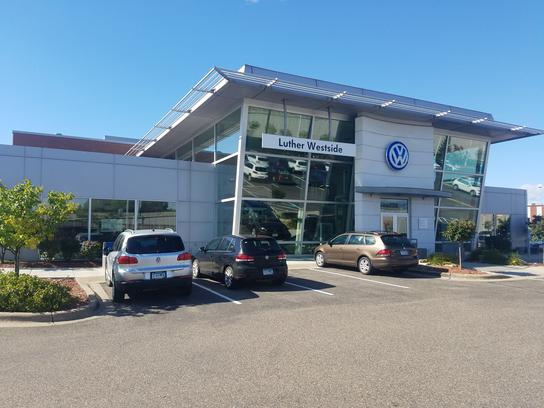 Luther Westside Volkswagen Car Dealership In Saint Louis
