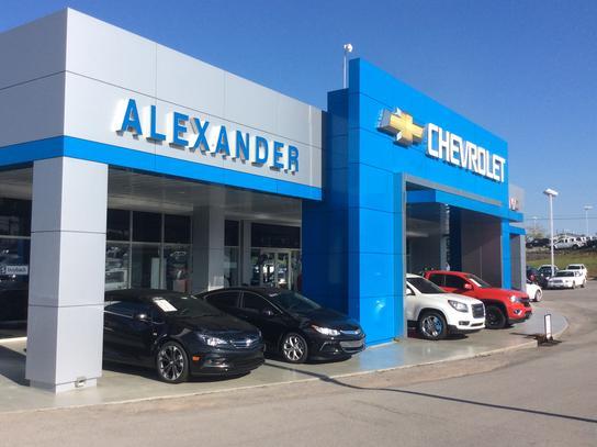 alexander chevrolet buick gmc dickson tn 37055 car