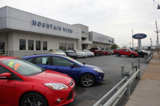 mountain view ford lincoln car dealership in chattanooga tn 37408 kelley blue book. Black Bedroom Furniture Sets. Home Design Ideas