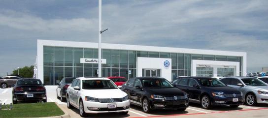 Southwest Volkswagen Car Dealership In Weatherford Tx 76087 Kelley Blue Book