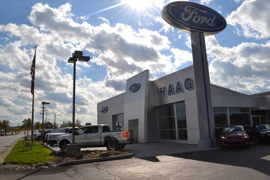 Haag Ford Sales 1
