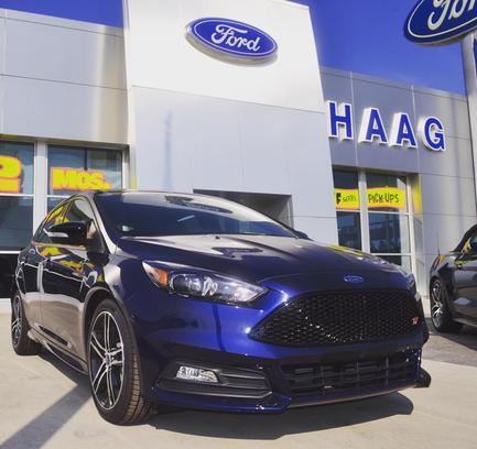 Haag Ford Sales 3
