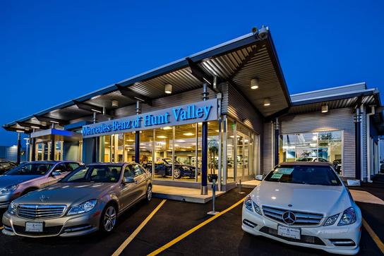 Mercedes benz of hunt valley cockeysville md 21030 4914 for Mercedes benz dealers in md
