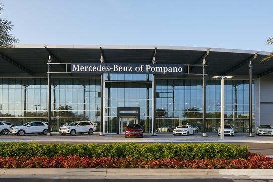 Mercedes-Benz of Pompano 2