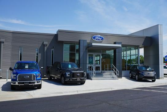 Laird Noller Ford Topeka >> Laird Noller Ford Topeka Ks 66611 Car Dealership And Auto