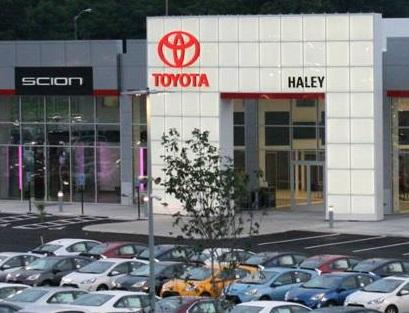 Local Toyota Dealers >> Haley Toyota of Roanoke : Roanoke, VA 24012 Car Dealership ...