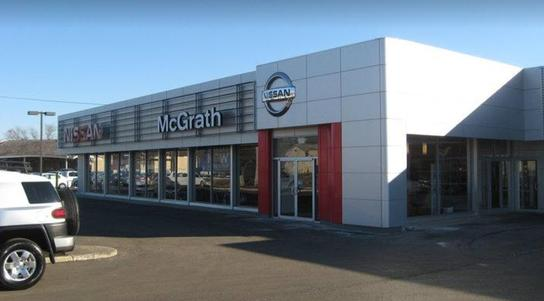 McGrath Nissan 1