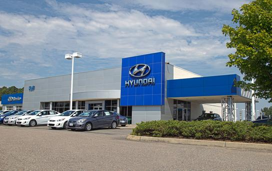 Hall Hyundai Chesapeake
