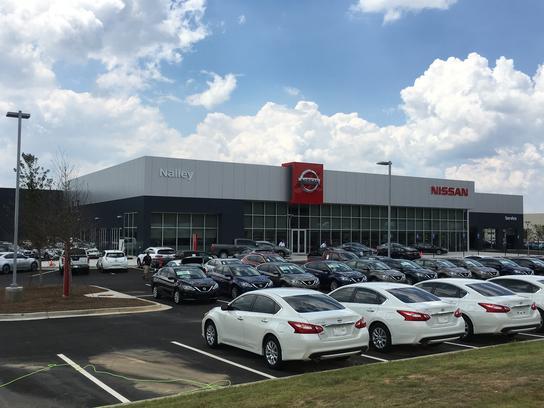 Nalley Nissan Atlanta : ATLANTA, GA 30360 Car Dealership, and Auto