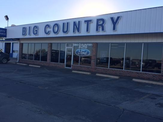 Big Country Auto of Madison County