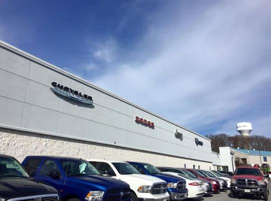 Century of Mt. Airy Chrysler Dodge Jeep Ram 1