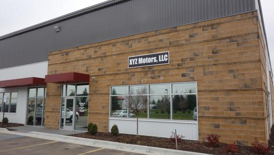 xyz motors car dealership in grand rapids mi 49512