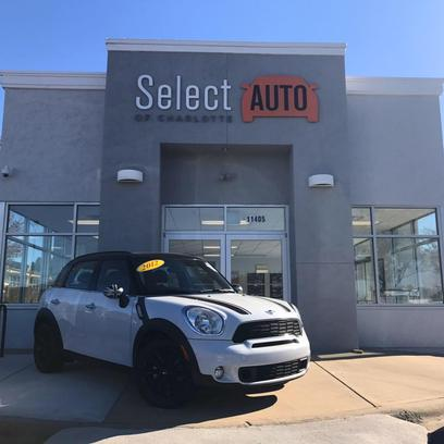 Select Auto Of Charlotte Car Dealership In Matthews Nc